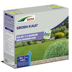 Gazon kalk korrels - DCM Groen-kalk 3 kg