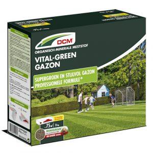 Gazonbemesting - DCM Vital Green 3 kg